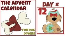day 12 dog advent calendar