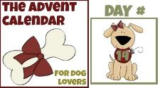 day 14 advent calendar for dogs