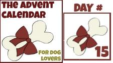 day 15 dog calendar