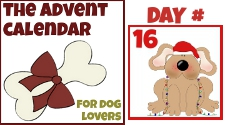 day 16 advent calendar for dogs