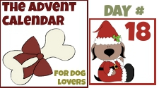 day 18 dog lovers calendar