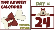 dog advent calendar giveaway