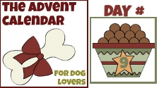 day 9 advent calendar for dogs