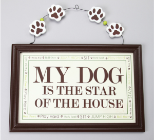 sale on home goods and pet gifts
