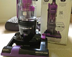 our new Panasonic vacuum
