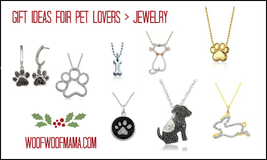 jewelry gifts for pet lovers