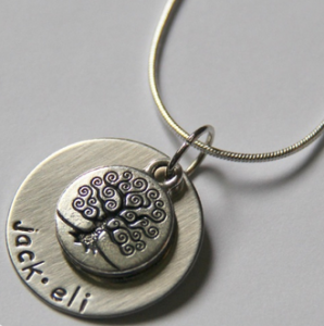 love stamped jewelry deals