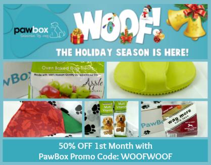 pawbox promo code deal