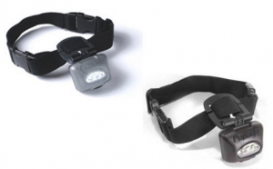 PupLight, dog safety collar