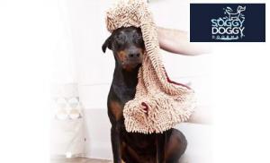 Soggy Doggy Sumer Shammy, Daisy Tested & Approved!
