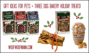 three dog bakery holiday treats