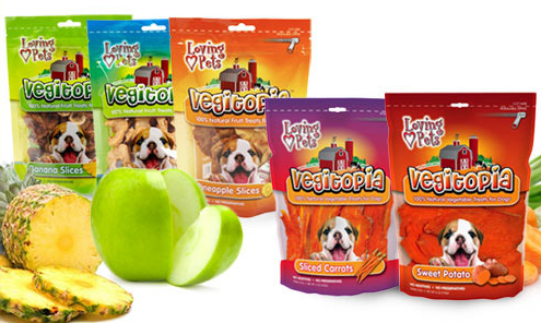 natural dog treats by vegitopia