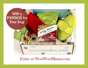Win 1 of 10 PawBox Premium Discovery Boxes for Dogs!
