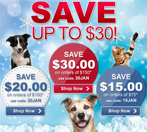 Pet Food Direct Instant Coupon