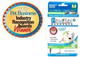 PawFlex paw bandages