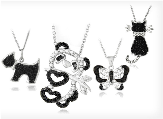 animal necklaces