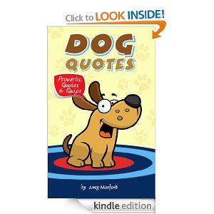 dog quotes book