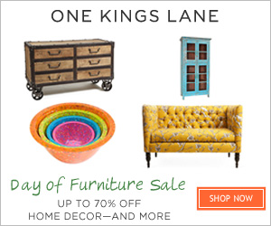 furniture and home goods