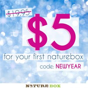 naturebox promo code