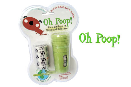 poop flashlight
