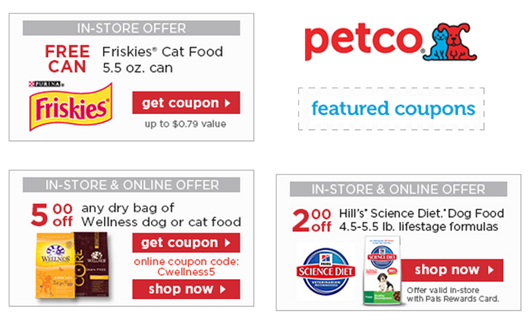 printable petco coupons jan 2013