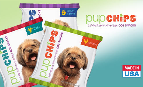 pupchips dog treats