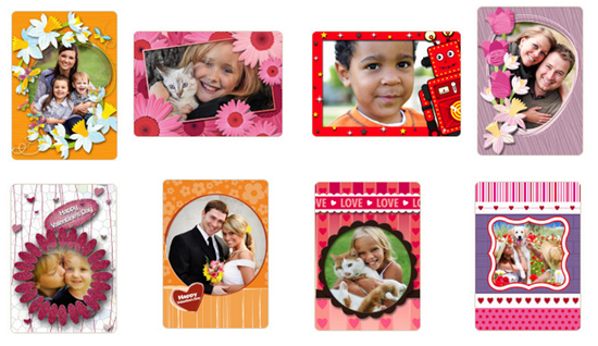 99 cent photo cards with free shipping!