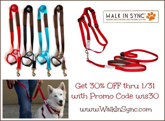 Walk In Sync promo code