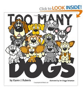 Too Many Dogs Book