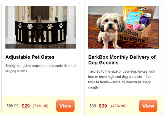 groupon pet deals
