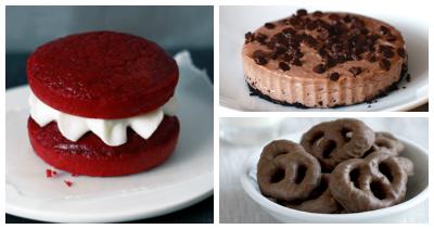 Valentine's Day nutrisystem desserts