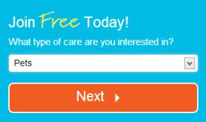 pet care service directory