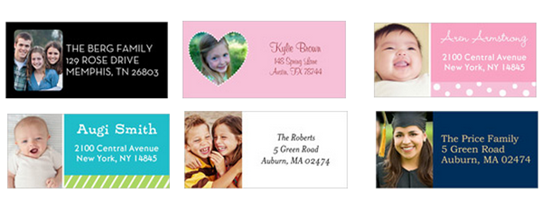 free photo labels