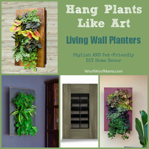 Make Plant Wall Art
