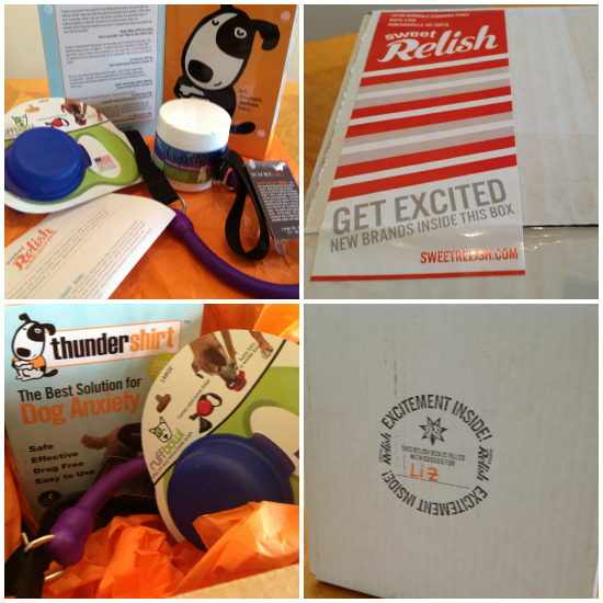 Relish Box