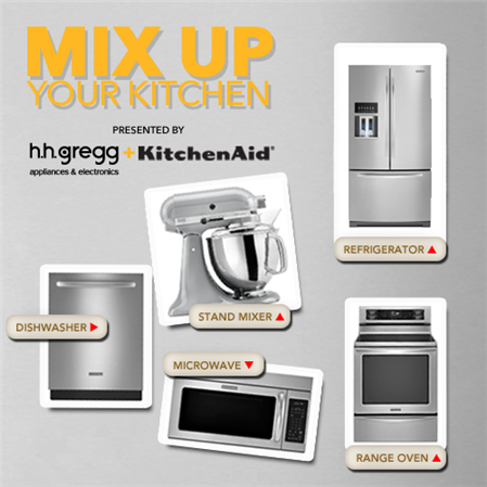 Mix Up Your Kitchen