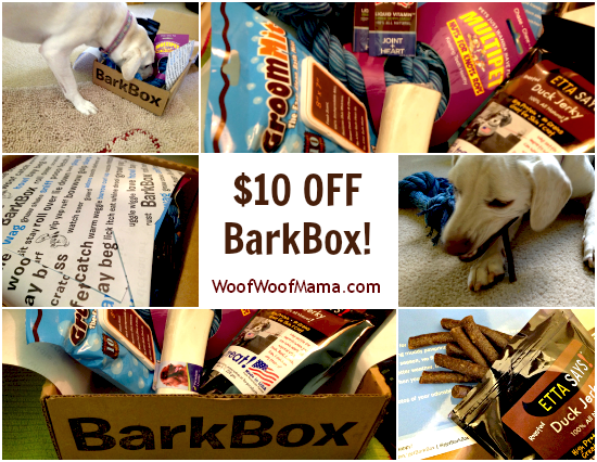 april barkbox code