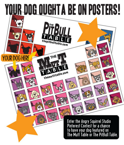 dog poster contest