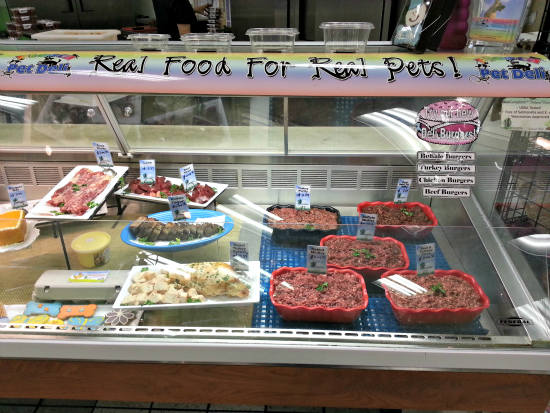 pet deli counter