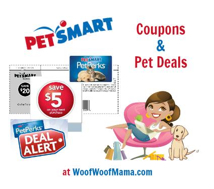 petsmart coupons & deals