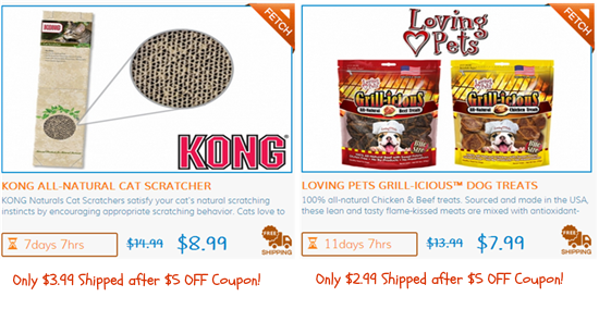 coupaw deals new