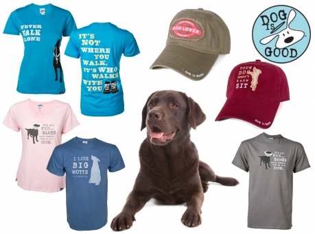 5d7f53b38 Dog Is Good Shirts & Hats $5 OFF Sale Prices + Free Shipping | Woof ...