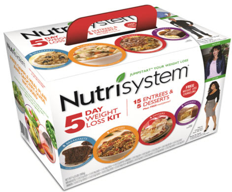 Nutrisystem Update Week 32: WIN a 5-Day Weight Loss Kit ...
