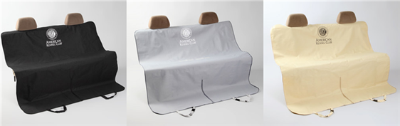akc seat covers