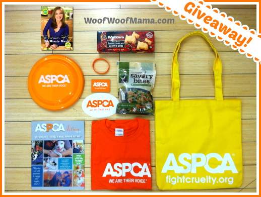 #Giveaway: WIN a Rachael Ray ASPCA Prize Pack