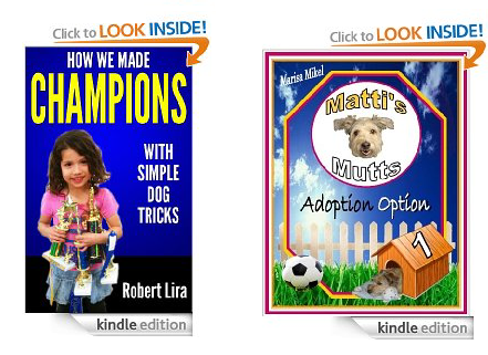 free kindle books about pets