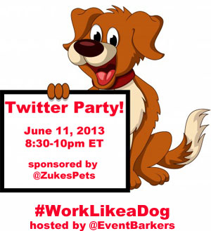 twitter party tonight