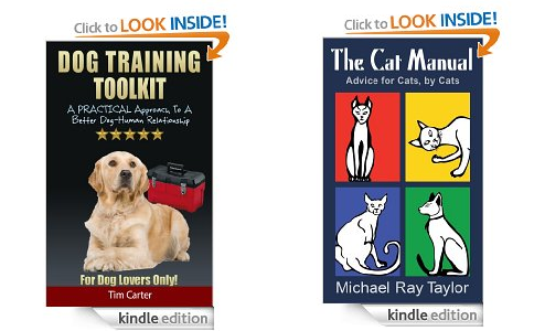 free kindle books about dogs, cats and pets