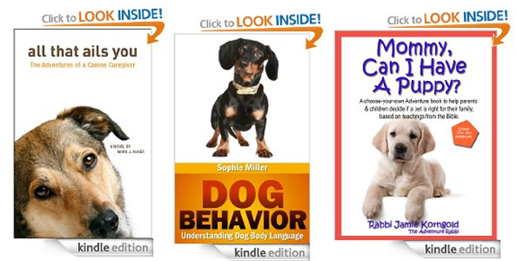 free kindle books about dogs