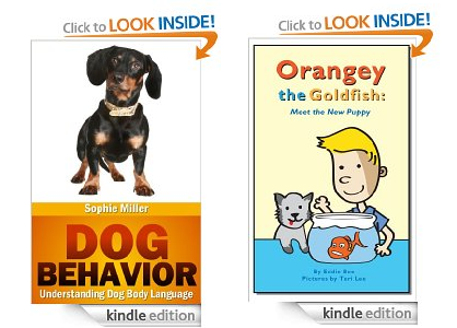 free kindle dog books